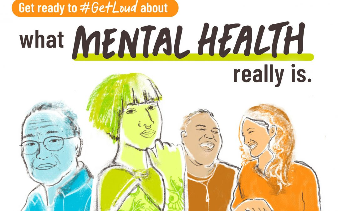It's Mental Health Week in Canada May 6th to 12th