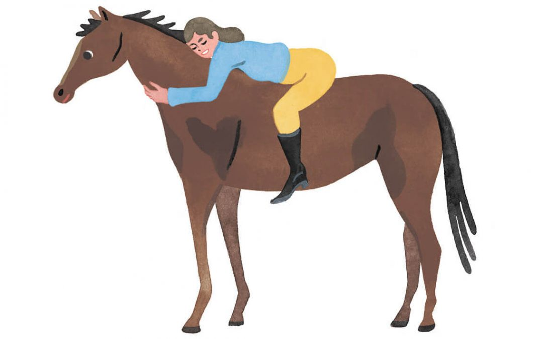 Horses, depression, and me: How riding changed my life
