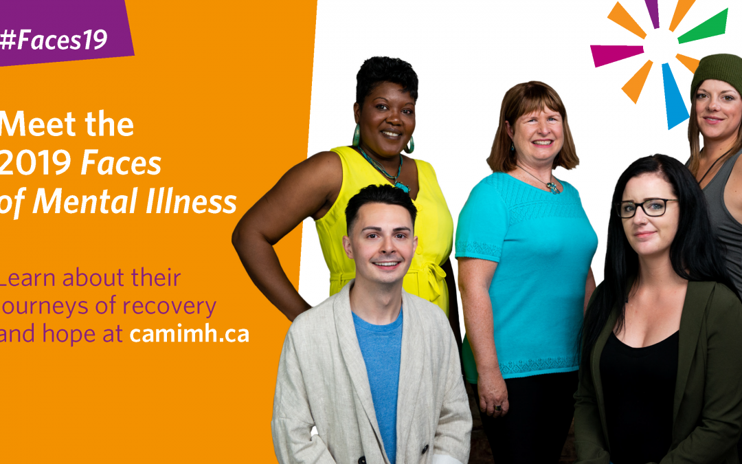 It's Mental Illness Awareness Week in Canada from October 6th to 12th