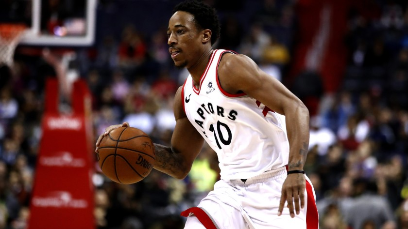 DeMar DeRozan changed the conversation around mental health