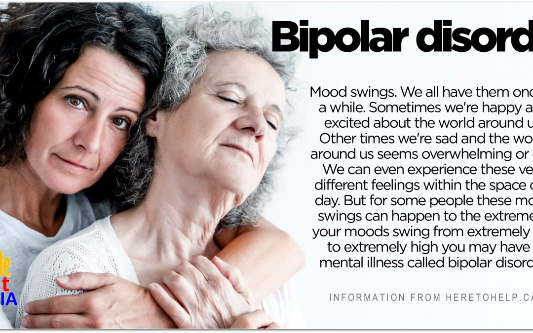 Information about bipolar disorder