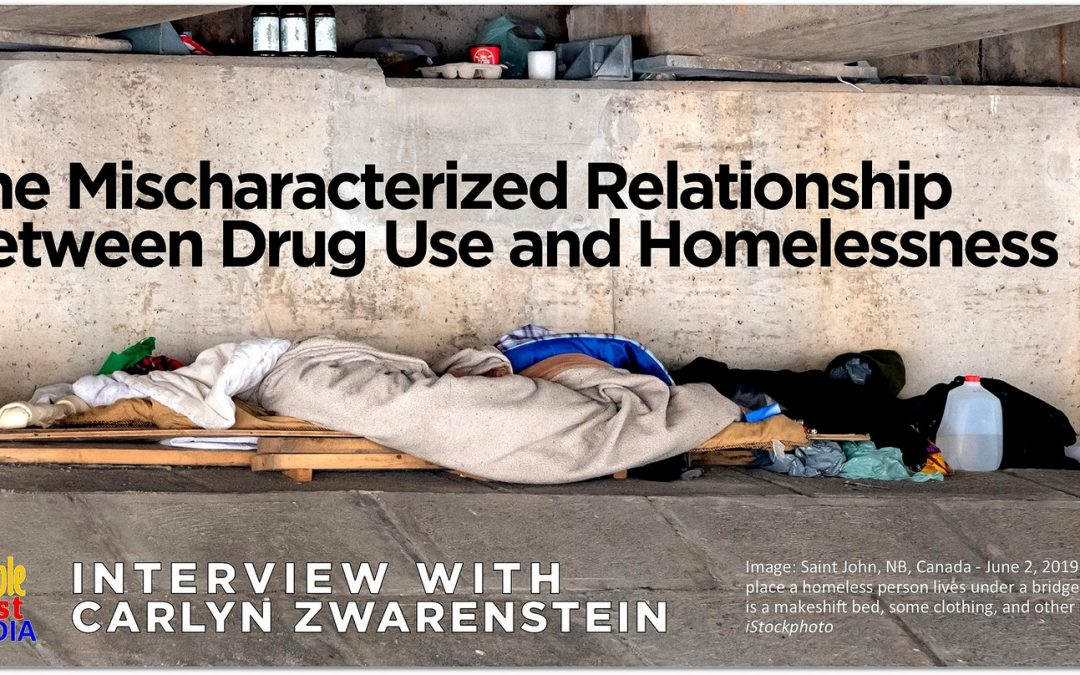 The mischaracterized relationship between drug use and homelessness