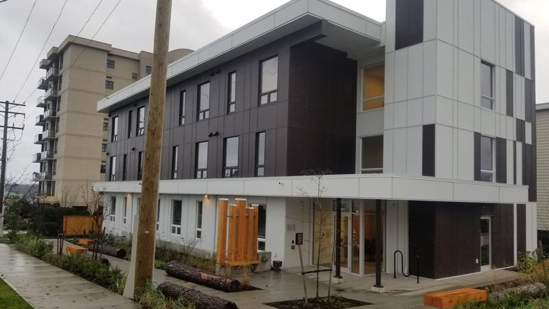 New affordable housing with mental health and addiction supports opens in Nanaimo