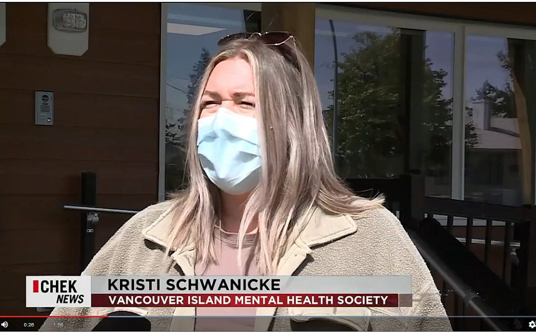 Campbell River students welcome homeless to the neighbourhood