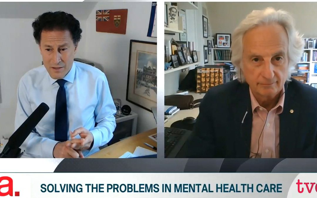 Solving the problems in mental health care