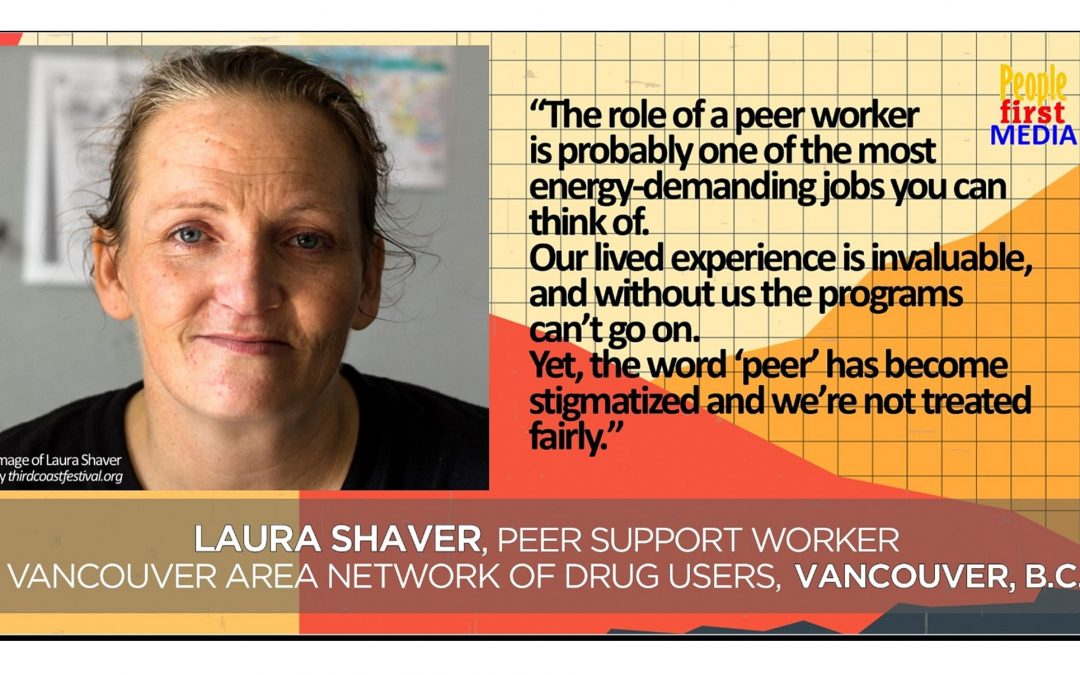 Overdose responders with lived experience are especially susceptible to burnout