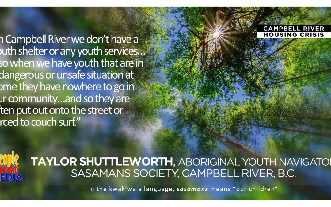 Aboriginal Youth Navigators work to help youth aging out of Ministry care